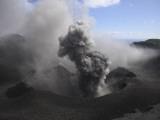 Yasur Eruption, Tanna Island, Vanuatu Photographic Print