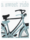 A Sweet Ride Giclee Print by Lisa Weedn
