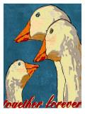 Together Forever - Family Affiches par Lisa Weedn