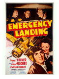 Forrest Tucker Emergency Landing Poster Prints