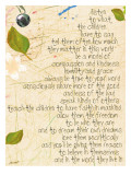 Listen to the Children Prints by Lisa Weedn