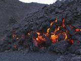 FimmvördUHals Lava Flow, Eyjafjallajökull, Iceland Photographic Print
