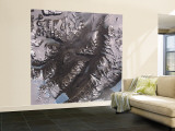 The Mcmurdo Dry Valleys West of Mcmurdo Sound, Antarctica Wall Mural – Large