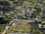 Aerial View of Port-Au-Prince, Haiti Photographic Print