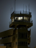 Cob Speicher Control Tower Photographic Print