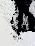 January 18, 2010 - Ross Sea, Antarctica Photographic Print