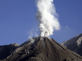 Santiaguito Eruption, Guatemala Photographic Print