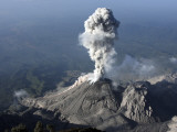 Santiaguito Ash Eruption, Guatemala Photographic Print
