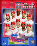 Philadelphia Phillies 2010 NL East Division Champions Composite Photo