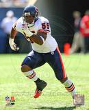 Lance Briggs 2010 Action Photo
