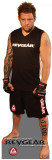 MMA Fighters - Baba Cardboard Cutouts