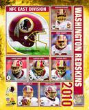 2010 Washington Redskins Composite Photo