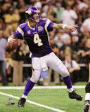 Brett Favre 2010 Action Photo
