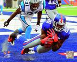 Hakeem Nicks 2010 Action Photo
