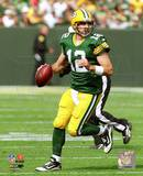Aaron Rodgers 2010 Action Photo