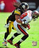 Troy Polamalu 2010 Action Photographie