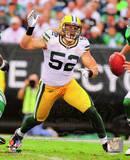 NFL Clay Matthews 2010 Action Photo