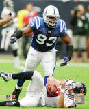 Dwight Freeney 2010 Action Photo
