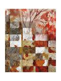 Seasons Mingle II Pôsters por Ruth Palmer