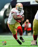Frank Gore 2010 Action Photo