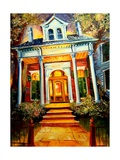 An Uptown Welcome Prints by Diane Millsap
