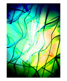 Glass 24 Photographic Print by Chris Harvey