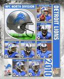 2010 Detroit Lions Composite Photo
