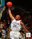 Paul Pierce University of Kansas Jayhawks 1998 Action Photo