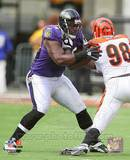 Michael Oher 2010 Action Photo