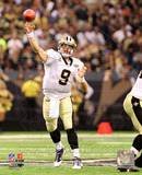 Drew Brees 2010 Action Photo