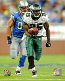 LeSean McCoy 2010 Action Photo