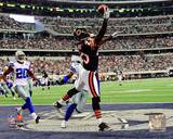 NFL Devin Hester 2010 Action Photo