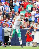 Chad Henne 2010 Action Photo