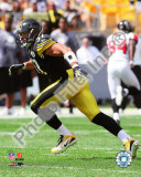 James Farrior 2010 Action Photo