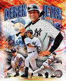 Derek Jeter 2010 Portrait Plus Photo