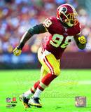 Brian Orakpo 2010 Action Photo