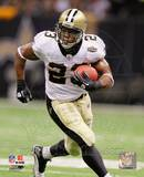 Pierre Thomas 2010 Action Photo