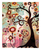 Natasha Wescoat - May Tree - Giclee Baskı