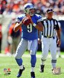 Matt Stafford 2010 Action Photo