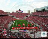 Ohio Stadium Ohio State University 2010 Photographie