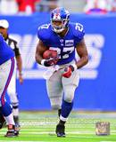 Brandon Jacobs 2010 Action Photo