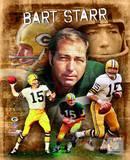 NFL Bart Starr 2010 Portrait Plus Photo