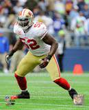 Patrick Willis 2010 Action Photo