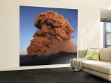 Eyjafjallajökull Eruption, Summit Crater, Iceland Wall Mural – Large