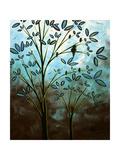 Bird House Giclee Print by Megan Aroon Duncanson