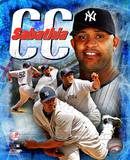 CC Sabathia 2010 Portrait Plus Photo