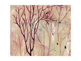 Stripped II Giclee Print by Ruth Palmer