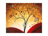 Red Dreams Giclee Print by Megan Aroon Duncanson