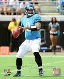 David Garrard 2010 Action Photo