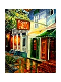Port of Call in New Orleans Reproduction procédé giclée par Diane Millsap